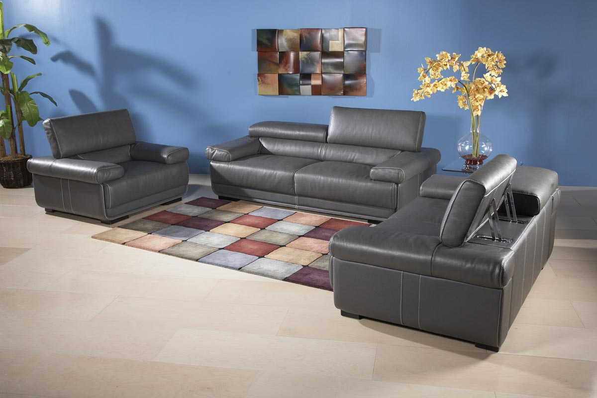 Chintaly Imports SACRAMENTO SET Sacramento Living Room Collection