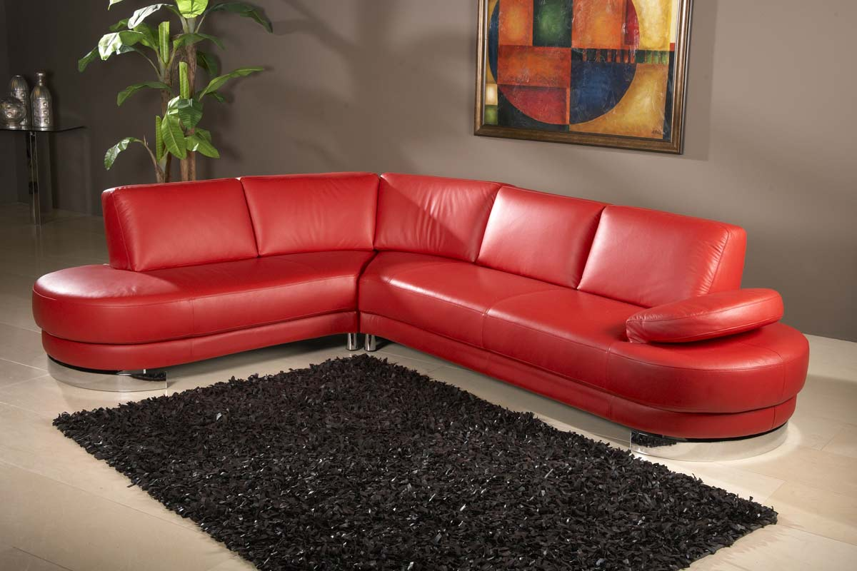 Chintaly Imports SIERRA SEC Sierra Modern Sofa Sectional