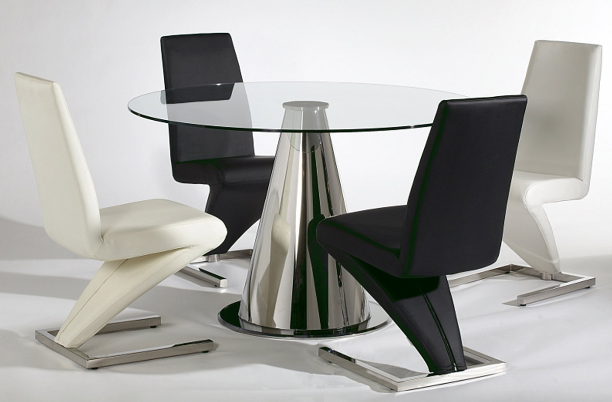 Chintaly Imports Tamara Round Dining Collection