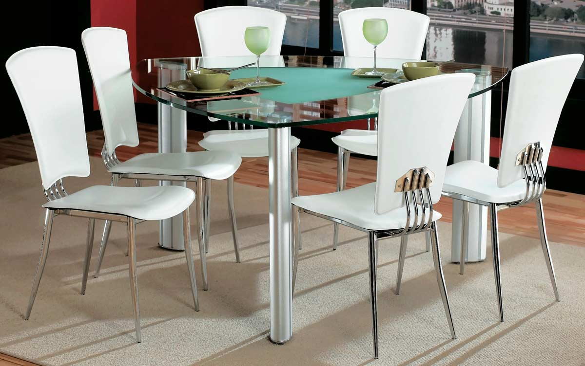 Chintaly Imports Tracy Triangle Dining Collection