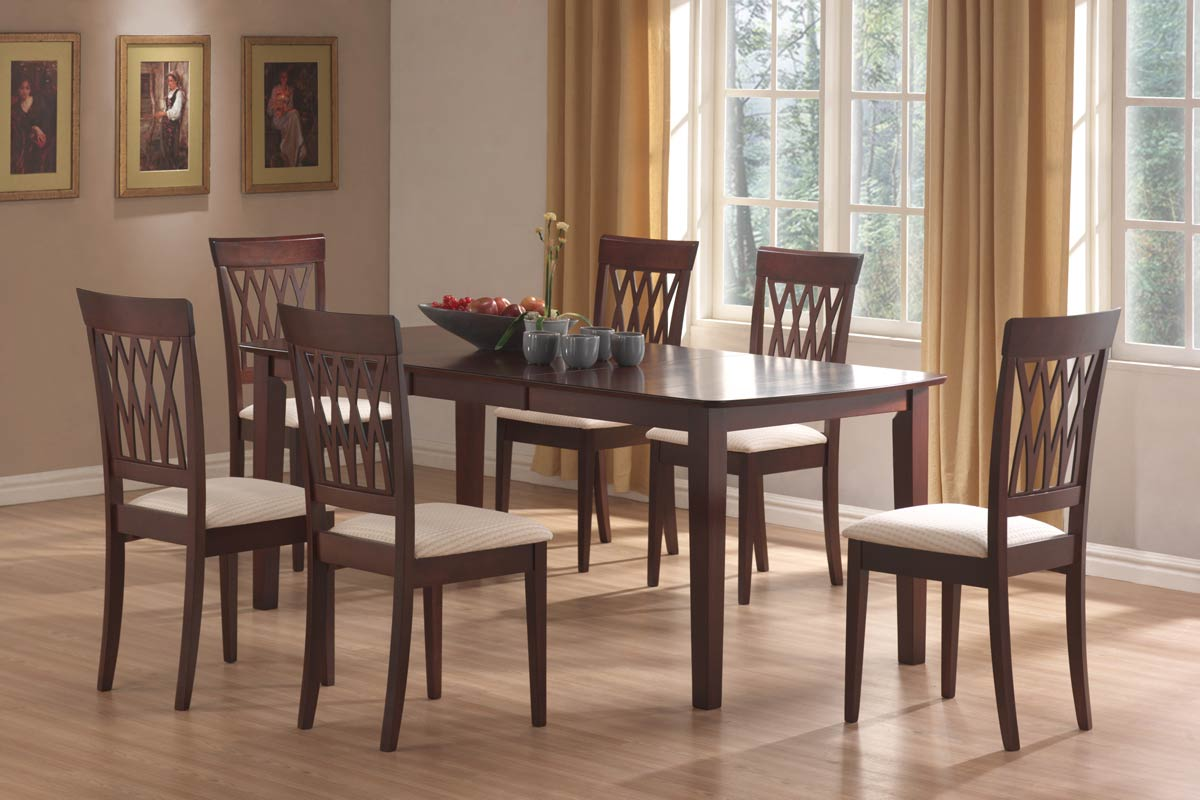 Chintaly Imports Troy Extension Dining Collection