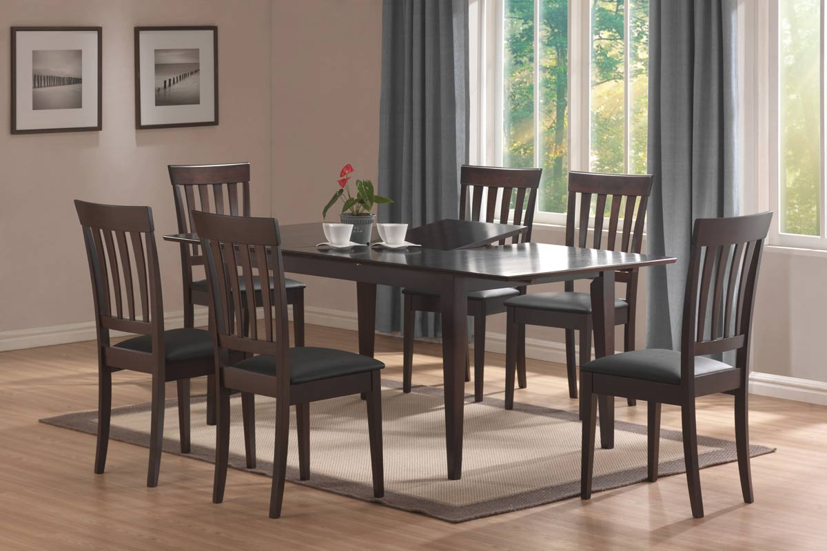 Chintaly Imports Tyler Extension Dining Collection