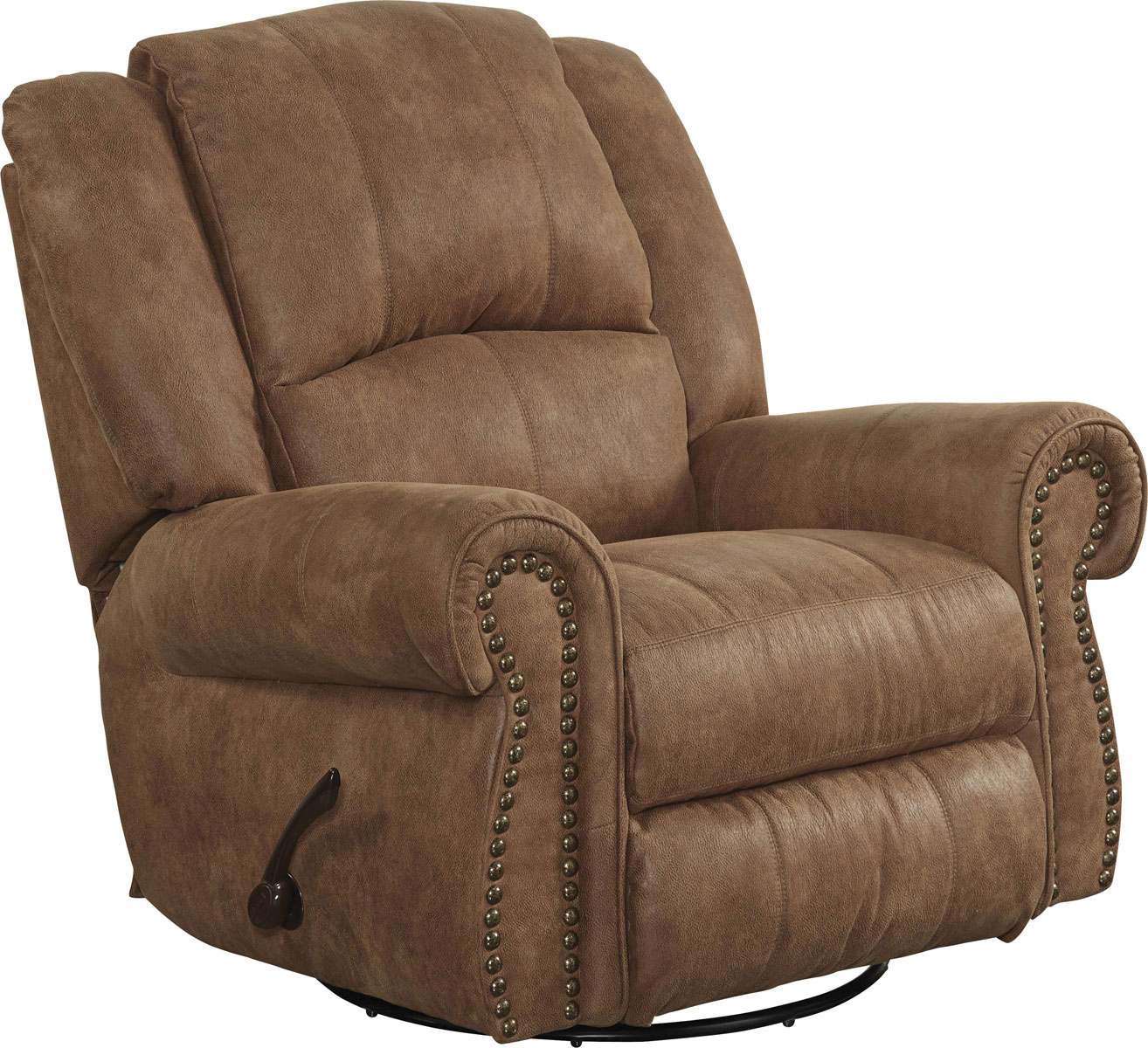 CatNapper Westin Power Glider Recliner - Nutmeg