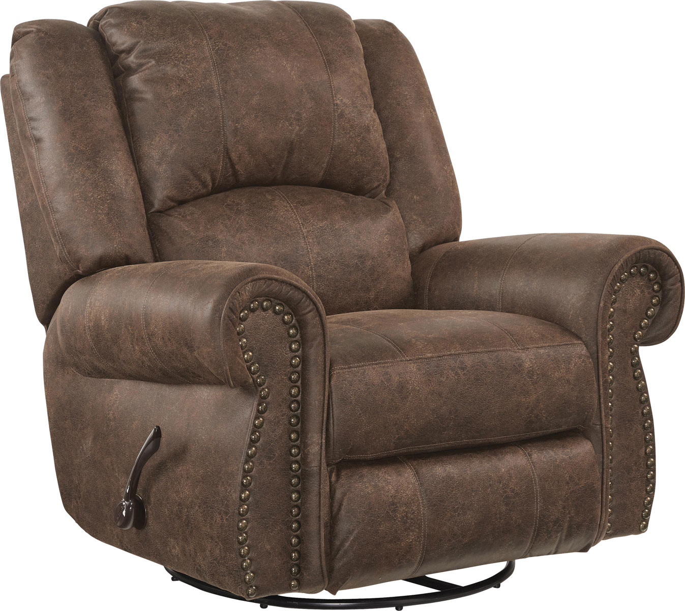 CatNapper Westin Power Glider Recliner - Tanner
