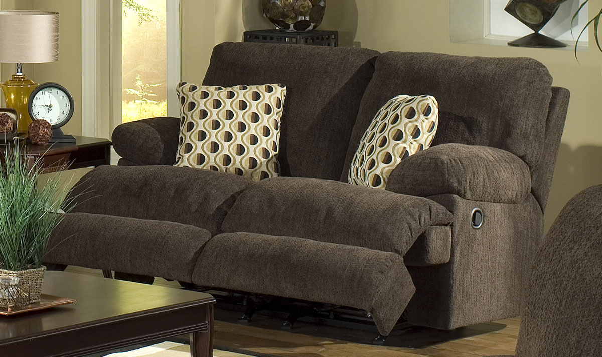 Catnapper Newport Dual Rocking Reclining Loveseat Cn 1122 2 At