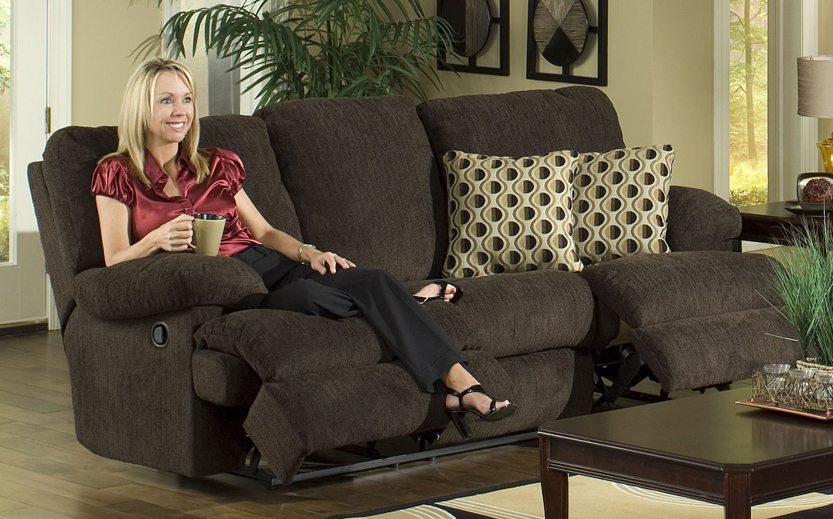 Cheap CatNapper Newport Dual Reclining Sofa