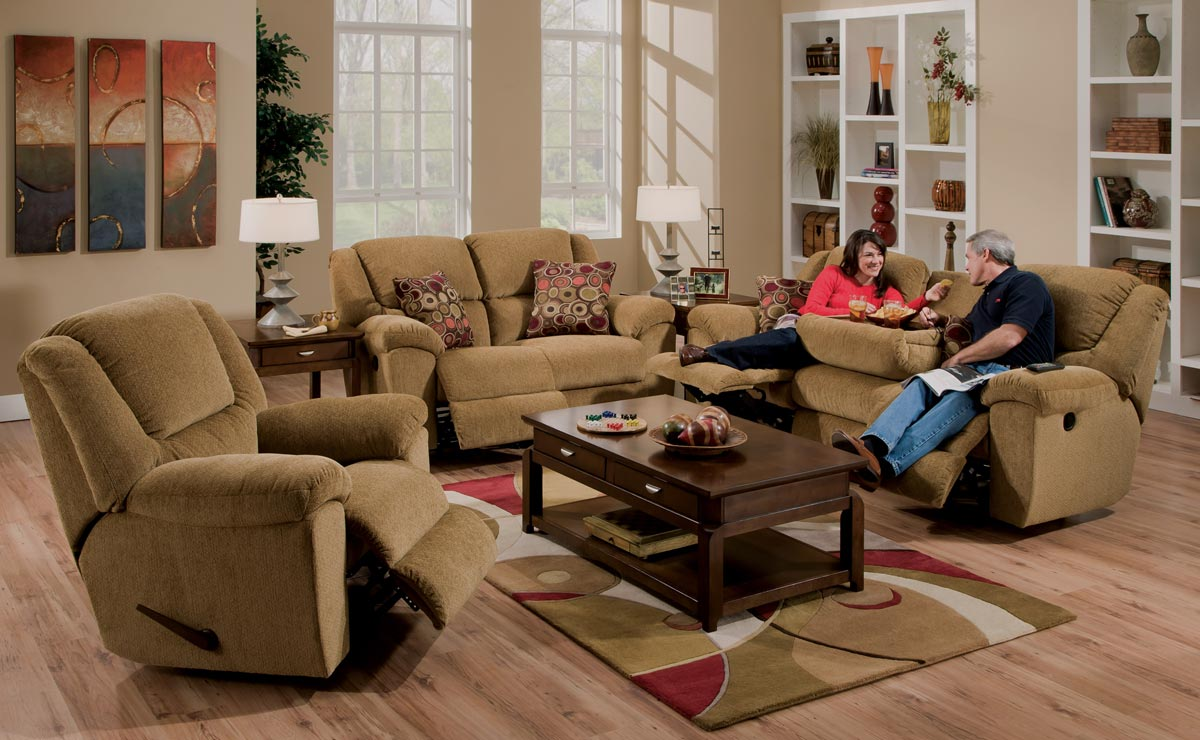 Transformer Sofa Set - Beige - Catnapper