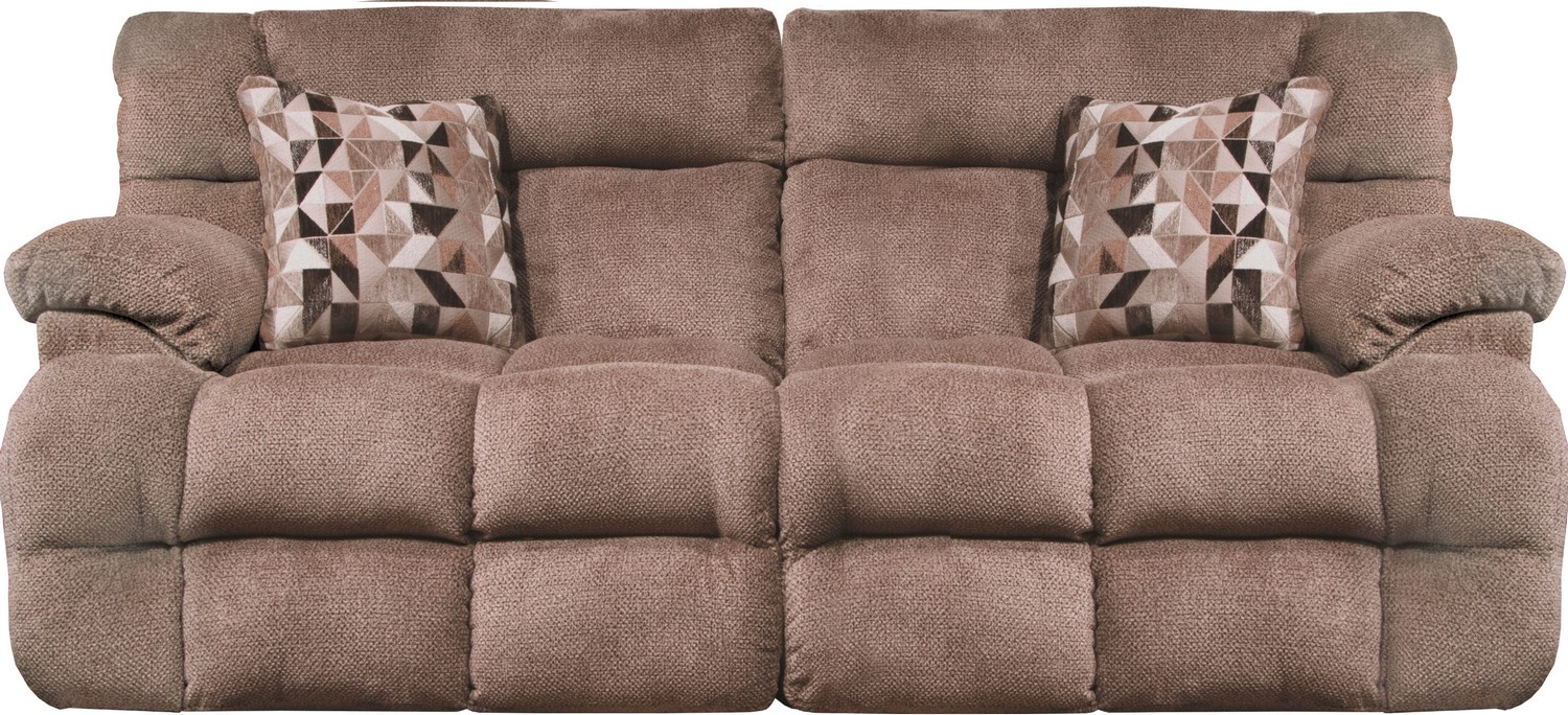 CatNapper Brice Power Reclining Sofa with Power Headrest - Chateau