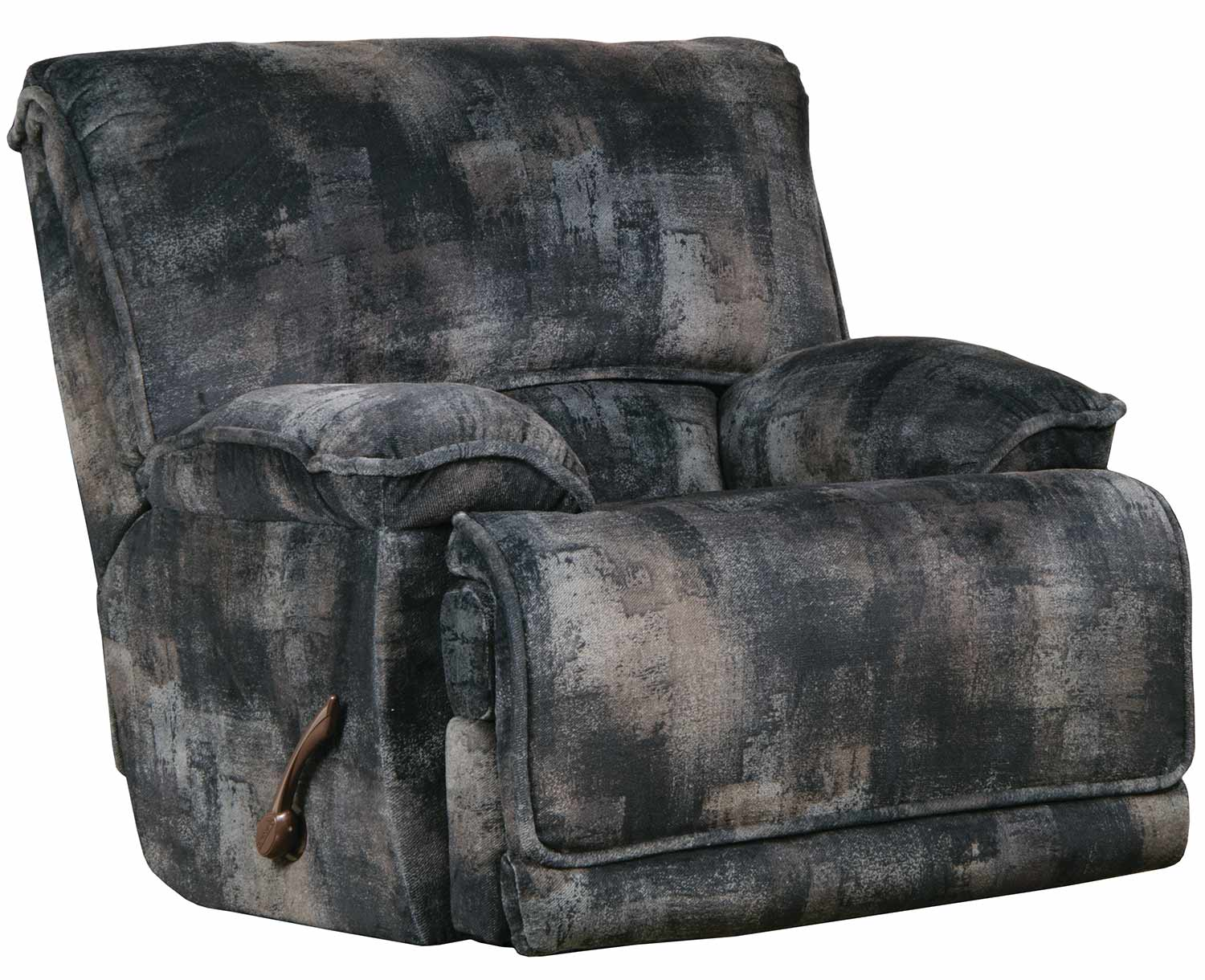 CatNapper Bolt Recliner Chair - Pewter