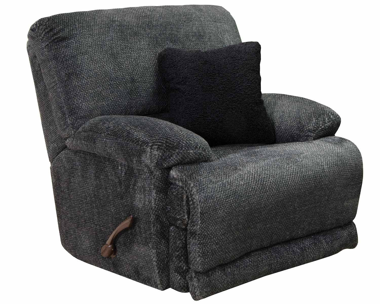 CatNapper Montego Recliner Chair - Ebony