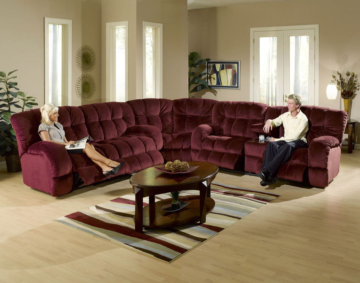 Cheap CatNapper Softie Sectional