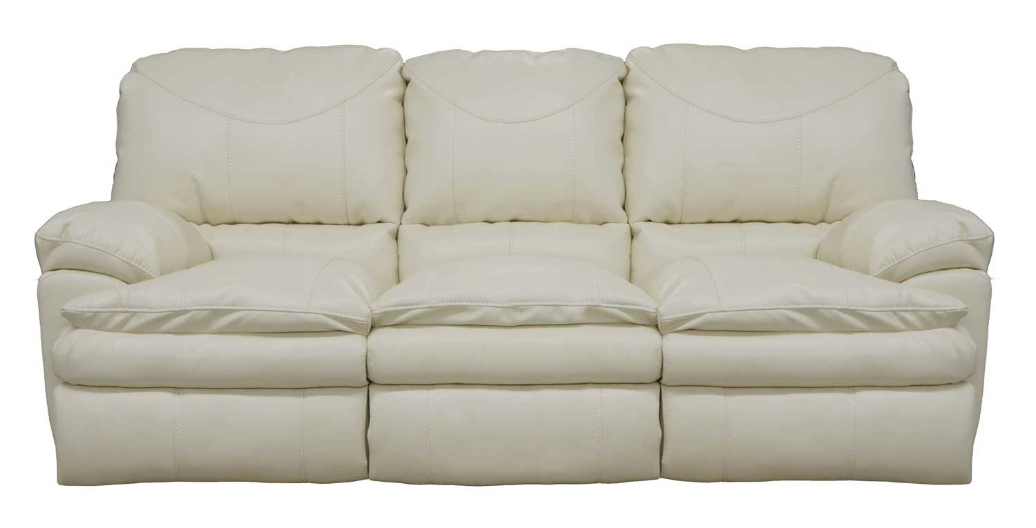 Catnapper Perez Power Reclining Sectional Sofa Set Ice Cn 64141 Perez Sect Set Ice At