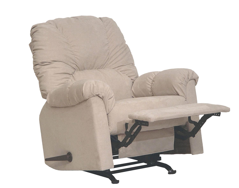 CatNapper Winner Rocker Recliner Chair - Linen