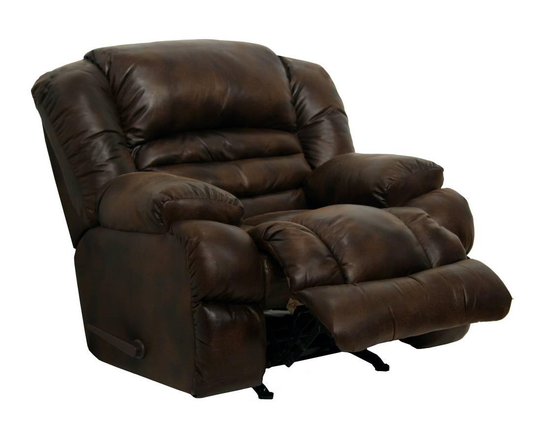 Catnapper sampson chaise rocker recliner espresso 4526 2 for Catnapper recliner chaise