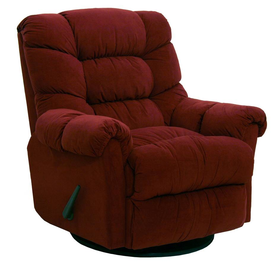 Catnapper sensation chaise swivel glider recliner 4528 5 for Chaise and recliner