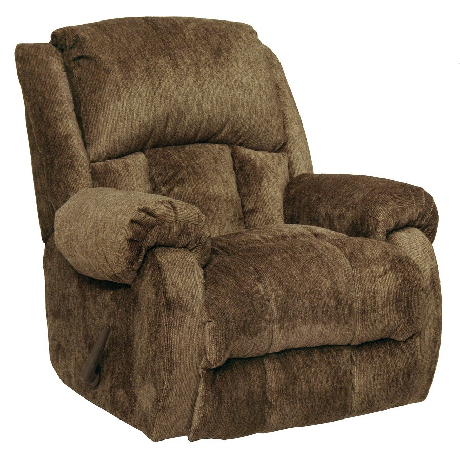 Catnapper drifter chaise rocker recliner truffle 4541 2 for Catnapper reclining chaise