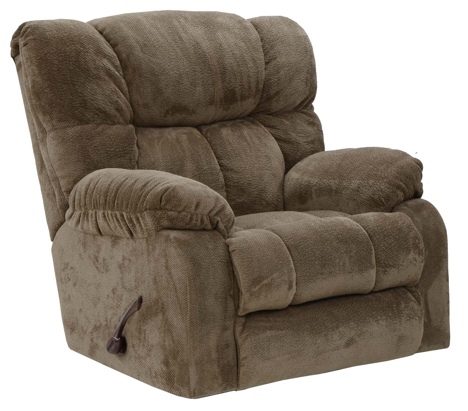 Catnapper popson x tra comfort chaise rocker recliner for Catnapper reclining chaise