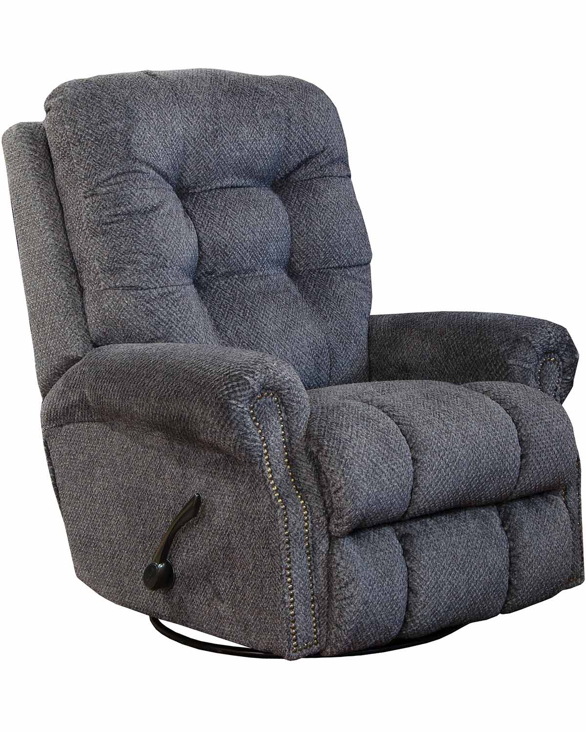 CatNapper Norwood Recliner Chair - Pewter