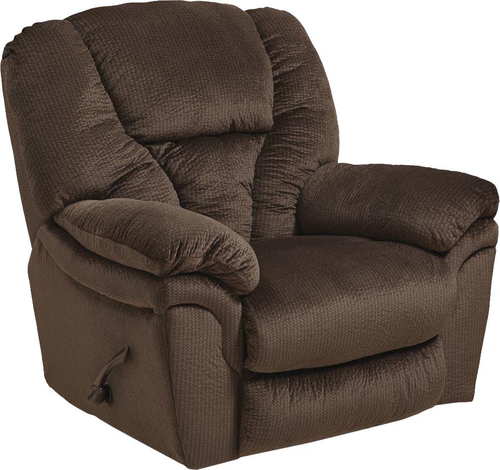 Catnapper drew chaise rocker recliner java cn 4613 2 for Catnapper cuddler chaise rocker recliner
