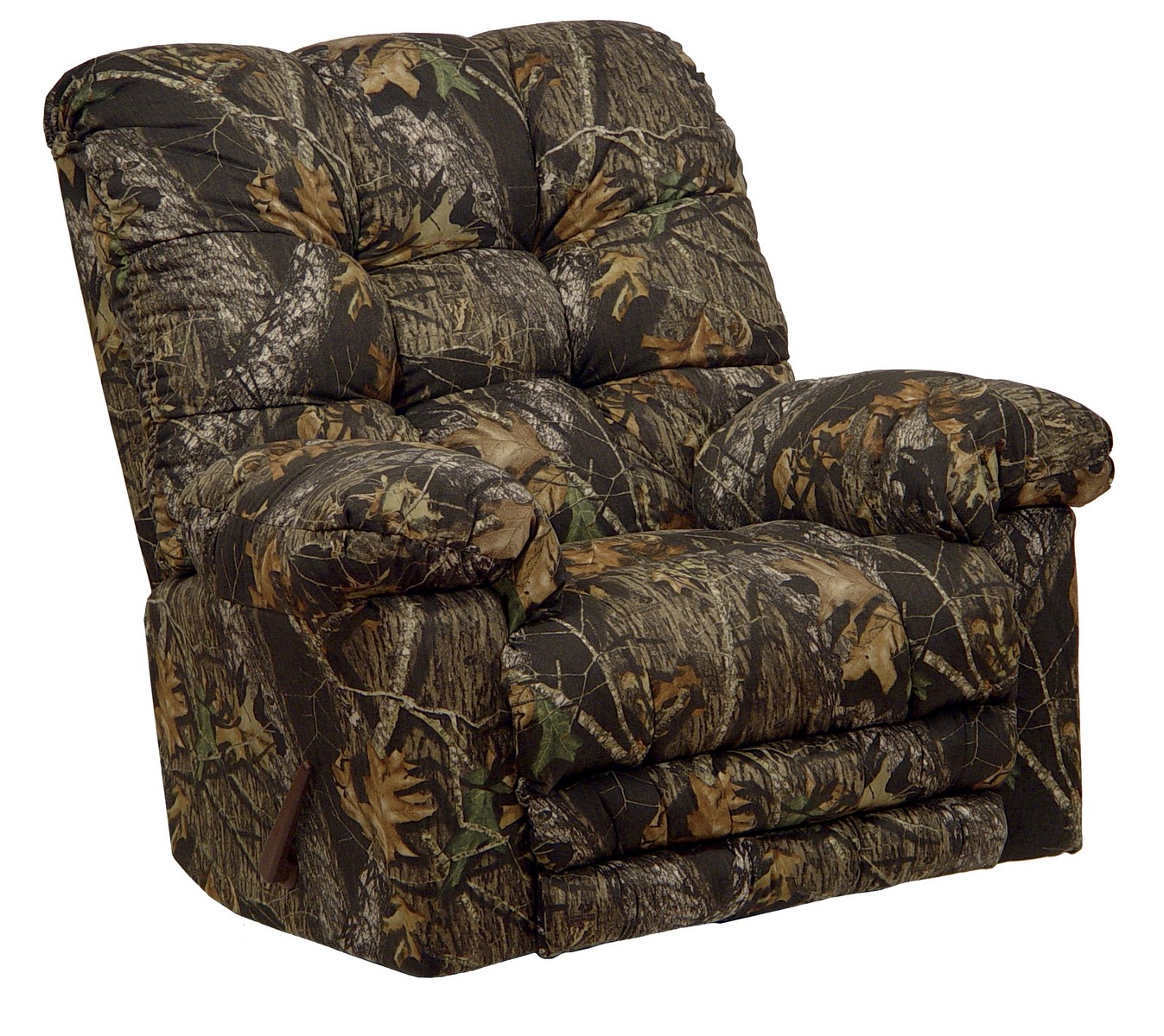 CatNapper Magnum Chaise Rocker Recliner with Heat and Massage - Mossy Oak New Breakup
