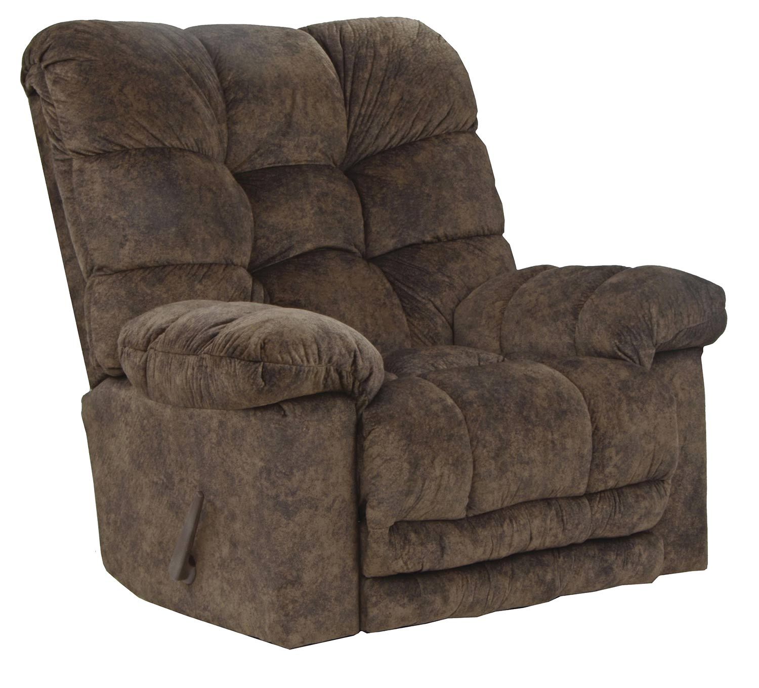 CatNapper Bronson Recliner Chair - Chestnut