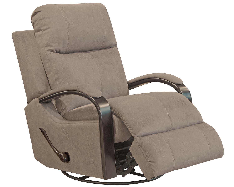 CatNapper Niles Recliner Chair - Portabella