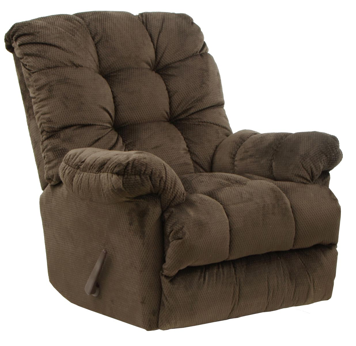 Catnapper nettles chaise rocker recliner with deluxe heat for Chaise and recliner