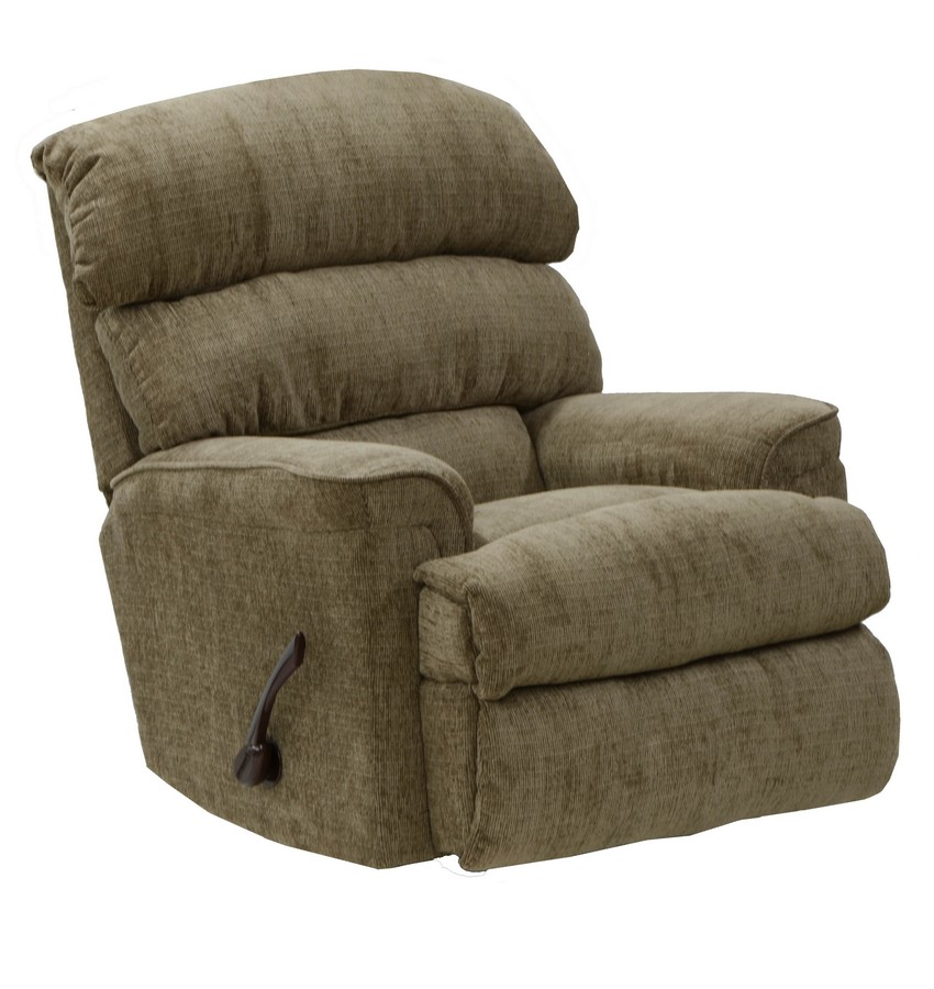 CatNapper Pearson Power Wall Hugger Recliner - Coffee