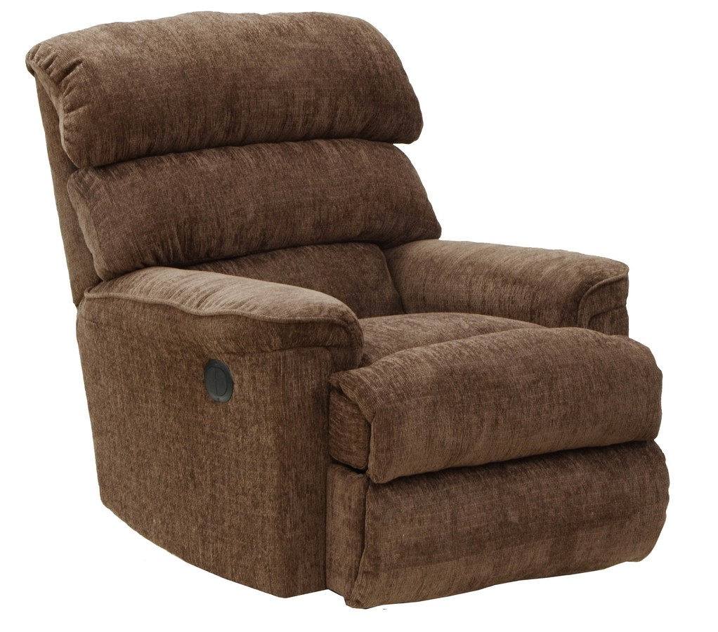Catnapper Pearson Power Wall Hugger Recliner Mocha 64739