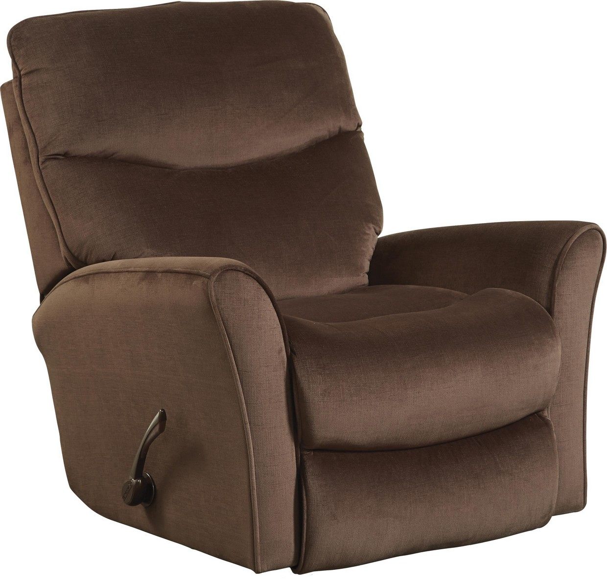 CatNapper Evan Power Wall Hugger Recliner - Chocolate