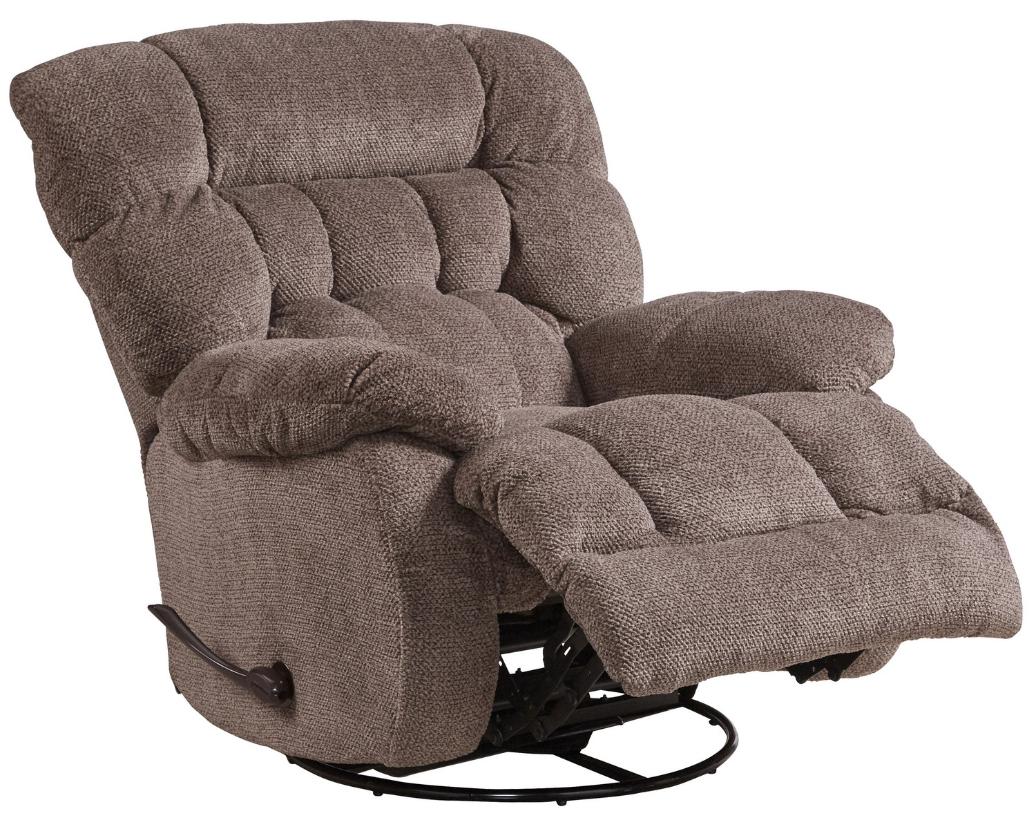 CatNapper Daly Power Lay Flat Recliner - Chateau