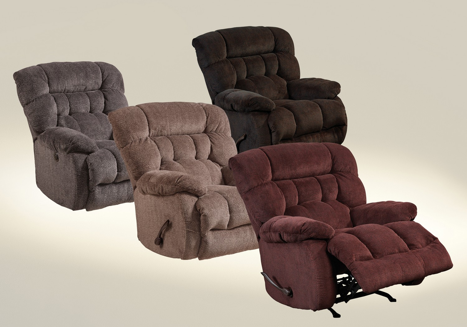 CatNapper Daly Chaise Swivel Glider Recliner - Cobblestone & CatNapper Daly Chaise Swivel Glider Recliner - Cobblestone CN-4765 ... islam-shia.org