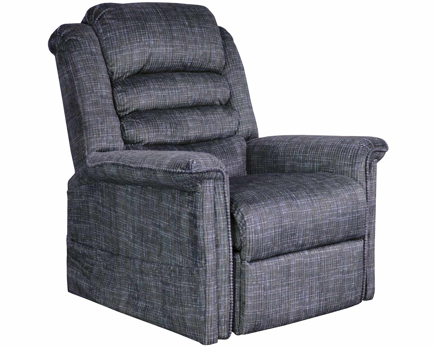 CatNapper Soother Power Lift Recliner Chair - Smoke