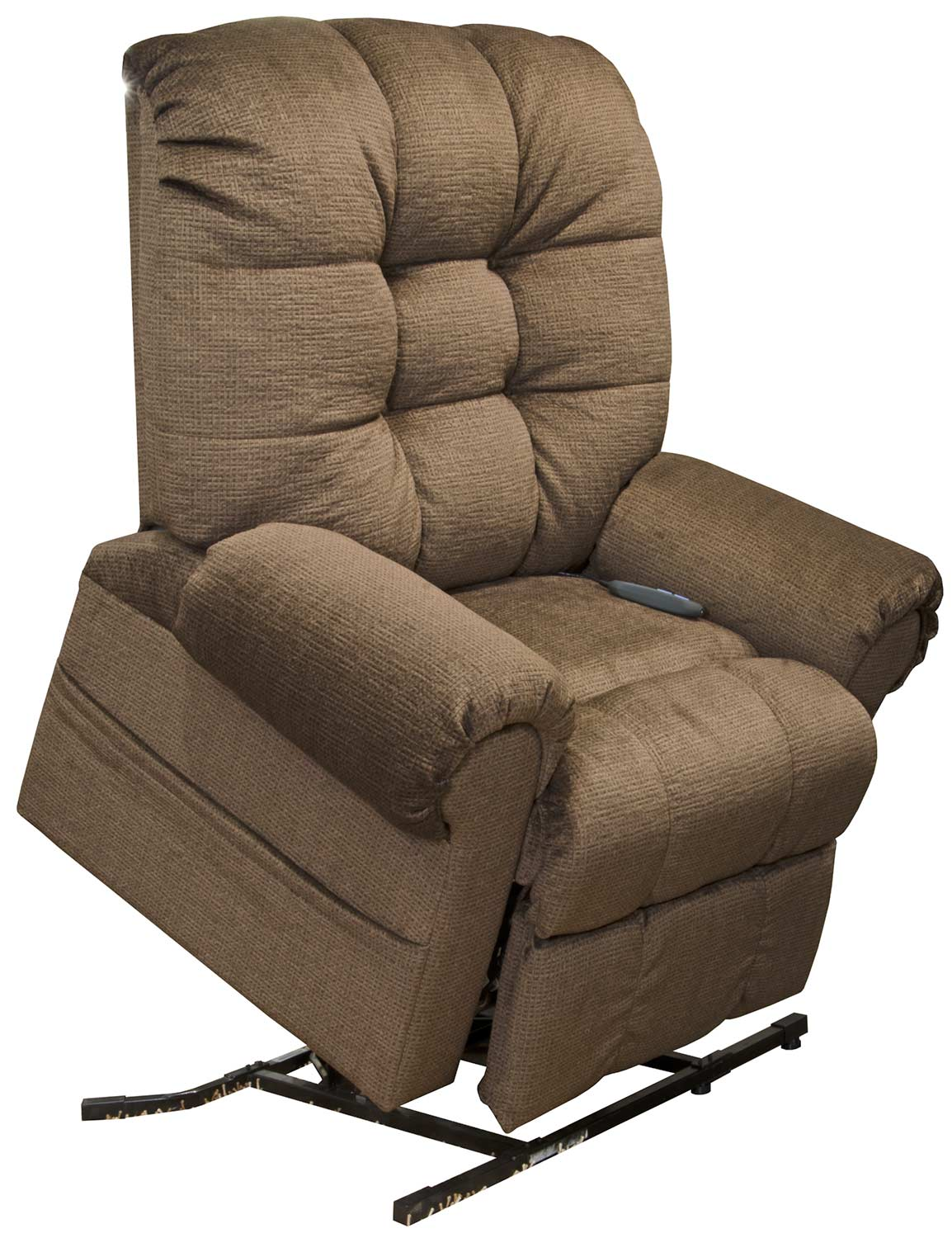 CatNapper Omni Power Lift Recliner Chair - Truffle