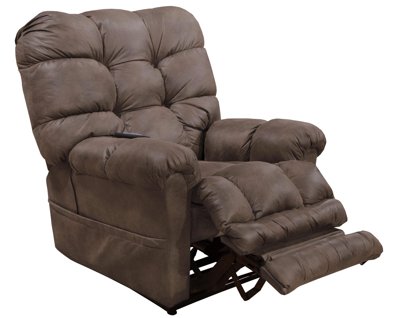 CatNapper Oliver Power Lift Recliner Chair - Dusk