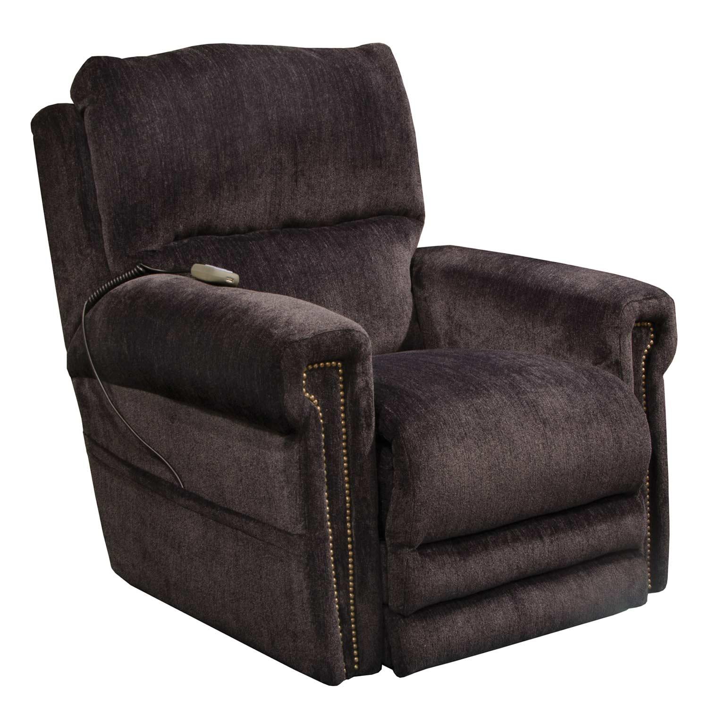 CatNapper Warner Power Headrest Power Lift Chair - Slate