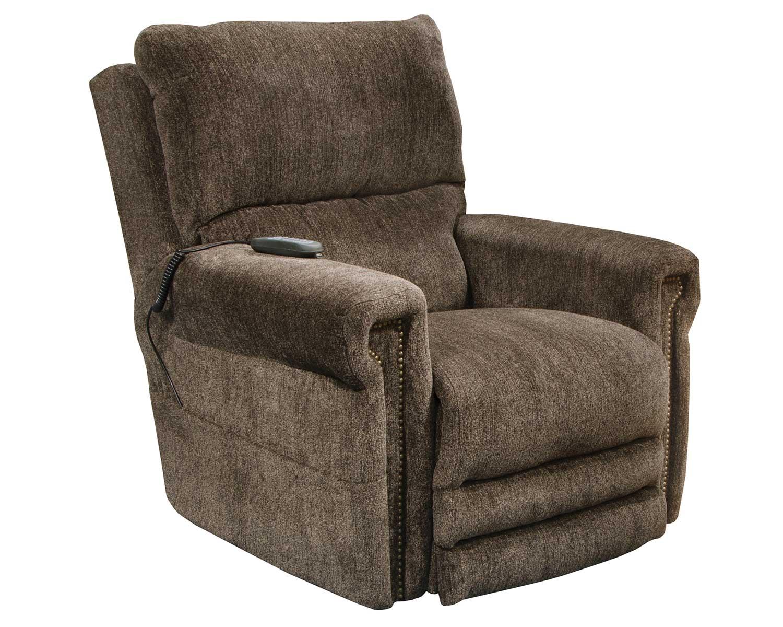 CatNapper Warner Power Headrest Power Lift Chair - Tigers Eye