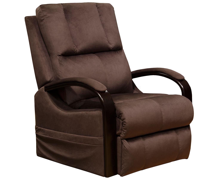 CatNapper Chandler Power Lift Recliner Chair - Walnut