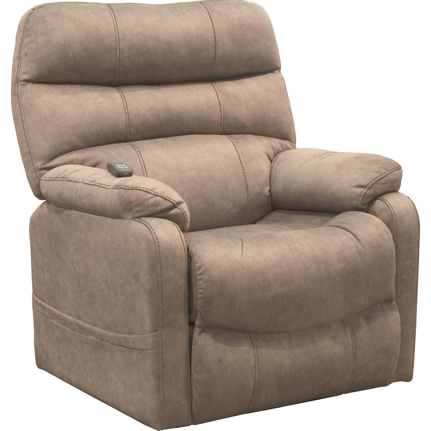 CatNapper Buckley Power Lift Recliner Chair - Portabella