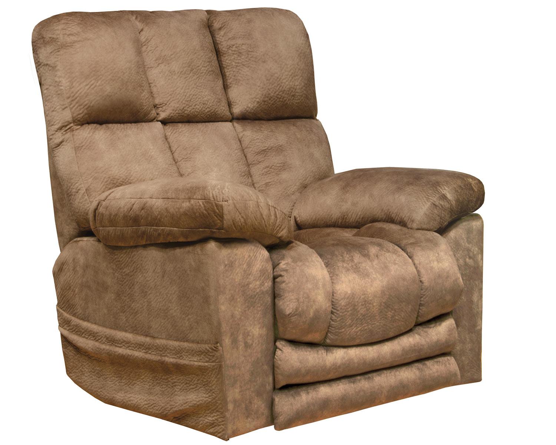 CatNapper Lofton Power Lift Recliner Chair - Silt
