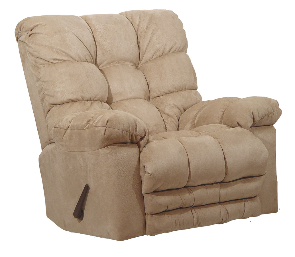 Catnapper magnum chaise rocker recliner with heat and for Chaise and recliner