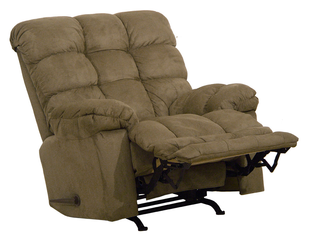 Catnapper magnum chaise rocker recliner with heat and for Catnapper chaise