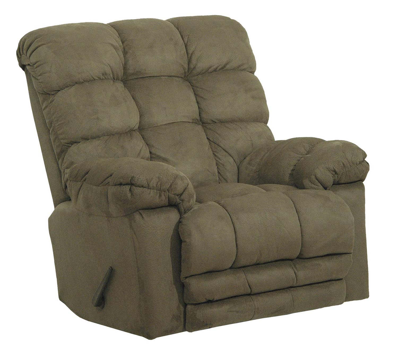 CatNapper Magnum Rocker Recliner Chair - Sage