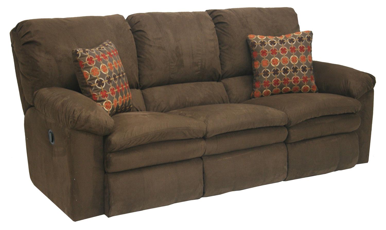 CatNapper Impulse Power Reclining Sofa - Godiva