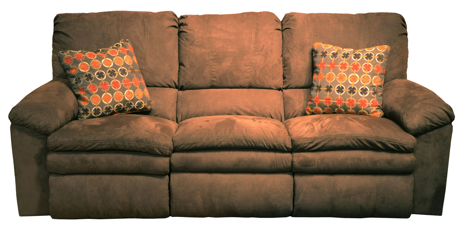 Catnapper impulse power reclining sofa godiva Catnapper loveseat recliner