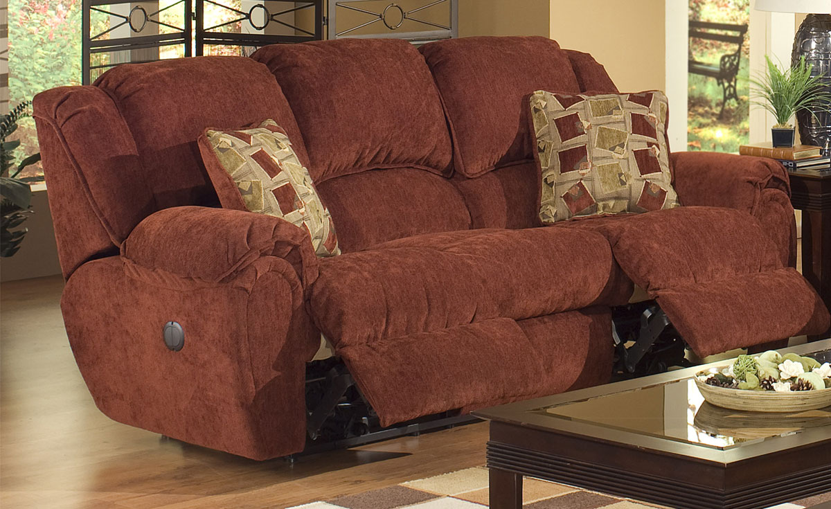 Cheap CatNapper Conrad Power Sofa