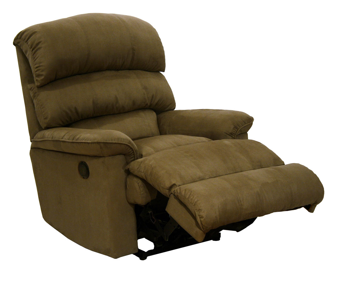 Catnapper apollo power chaise recliner chocolate 6210 for Catnapper recliner chaise