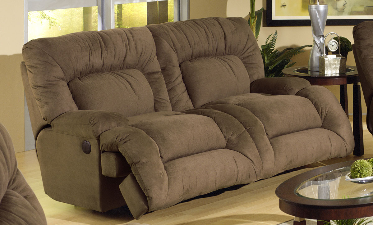 Catnapper jackpot power reclining chaise sofa 6981 for Catnapper jackpot reclining chaise