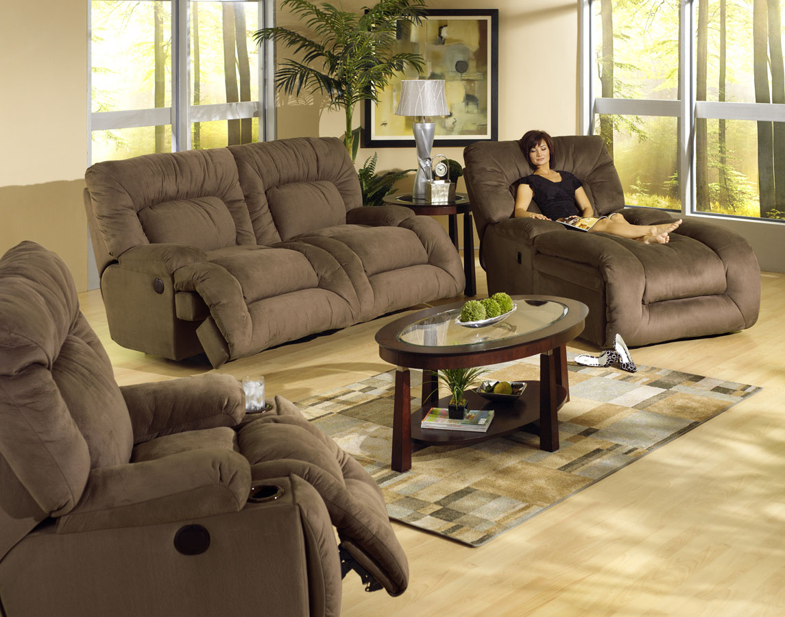 Cheap CatNapper Jackpot Sofa Set