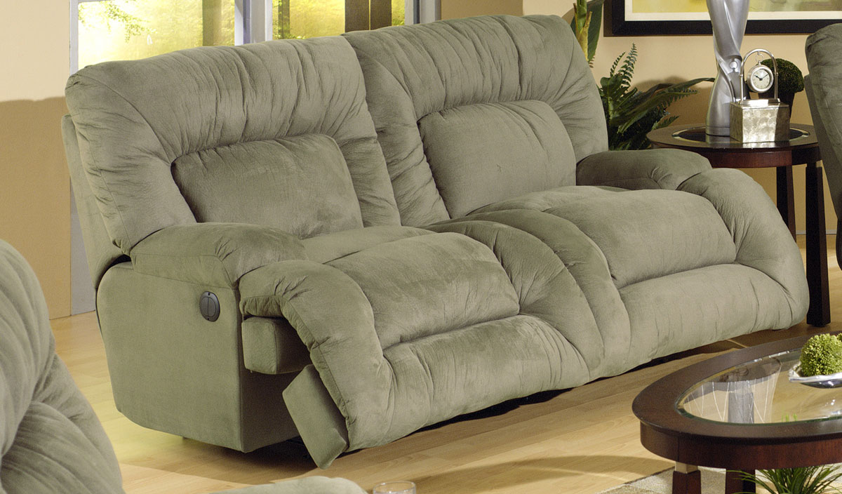 Catnapper jackpot power reclining chaise sofa cn 6981 at for Catnapper reclining chaise